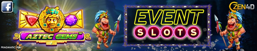 EVENT SLOT AZTEC GEM PRAGMATIC PLAY